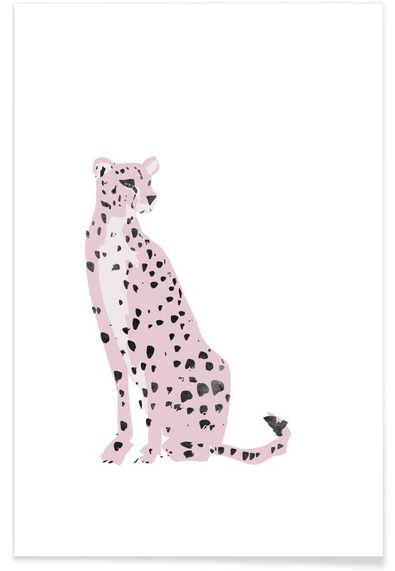Leoparden, Spring Leo -Poster