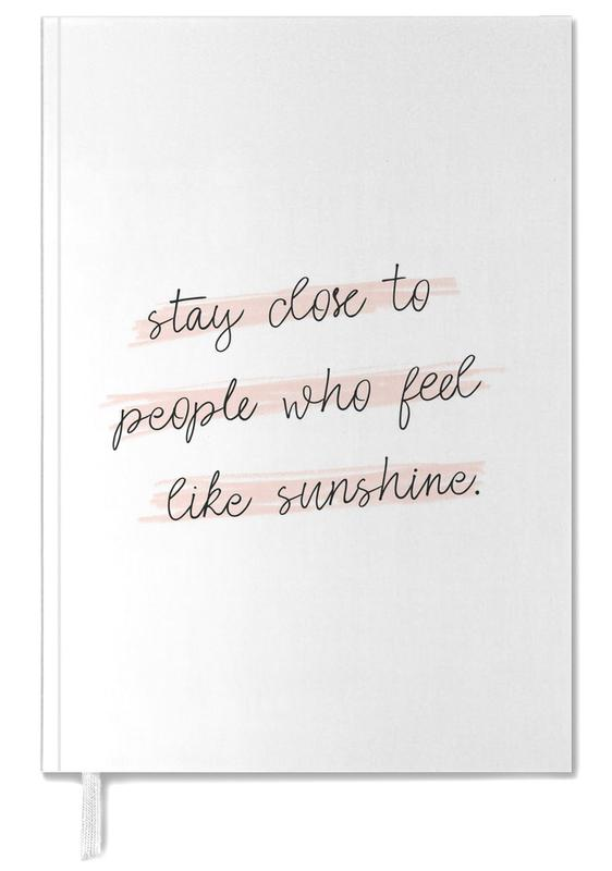 Sunshine Quote Personal Planner