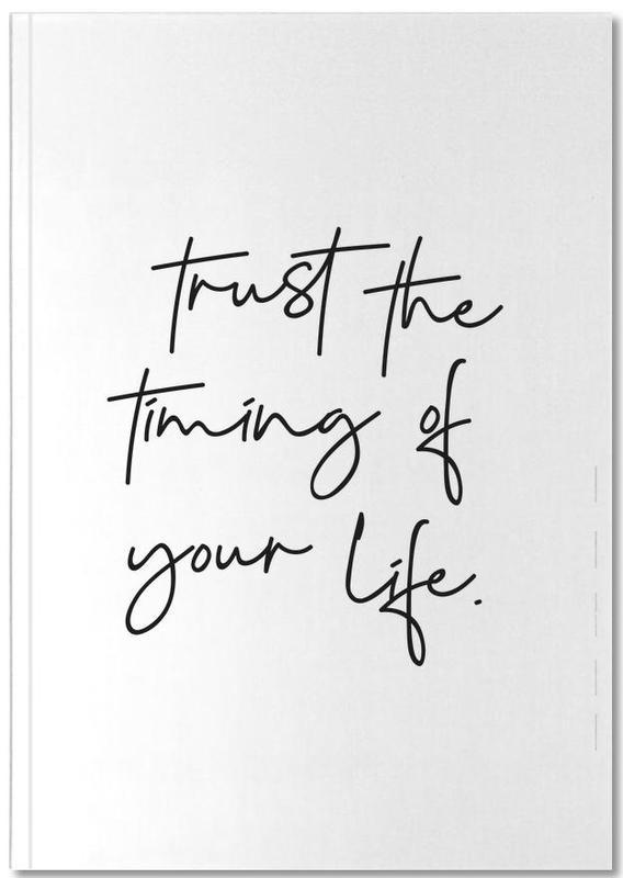 Trust Notebook