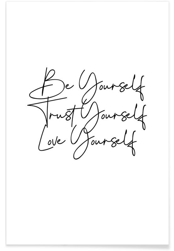 Yourself Poster
