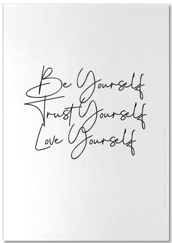 Yourself -Notizblock