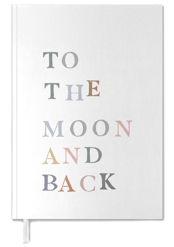 To The Moon and Back Personal Planner