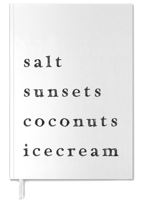 Salt and Sunsets Personal Planner