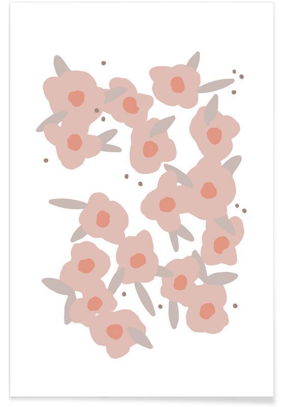 , Blumenwiese No2 affiche