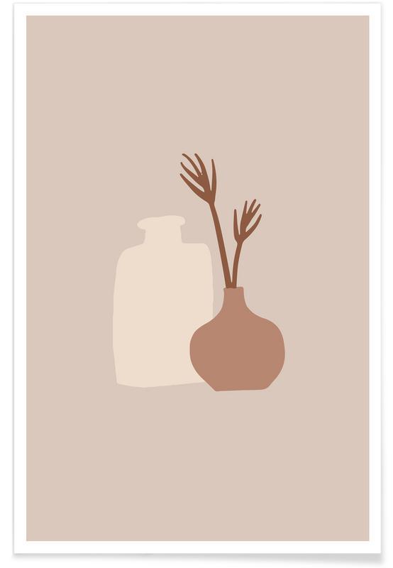, Vases affiche