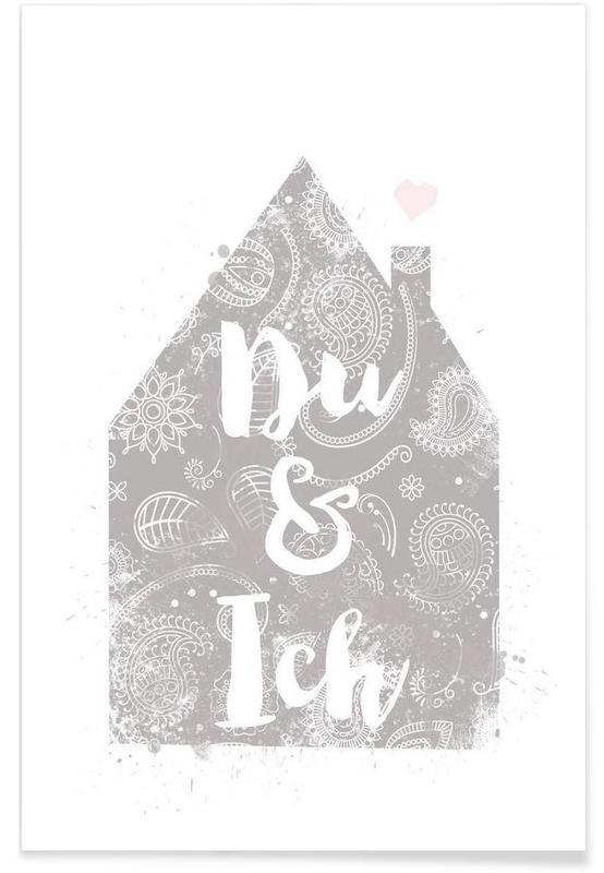 Haus -Poster