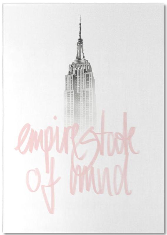 New York, Empire bloc-notes
