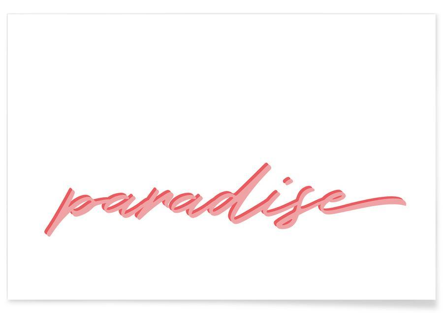 , Paradise affiche