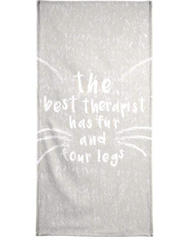Cat Love -Handtuch