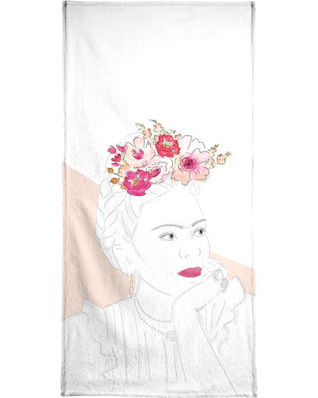 Frida Kahlo, Frida strandlaken