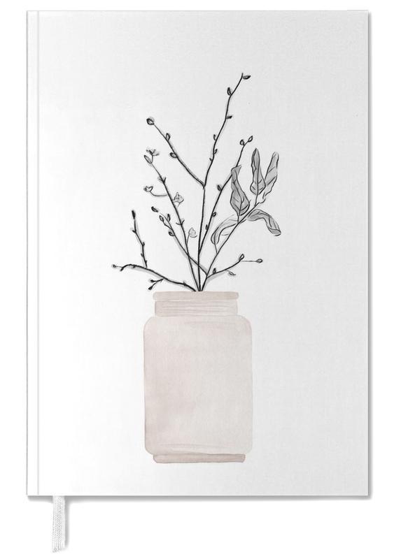 Winter Flower Personal Planner