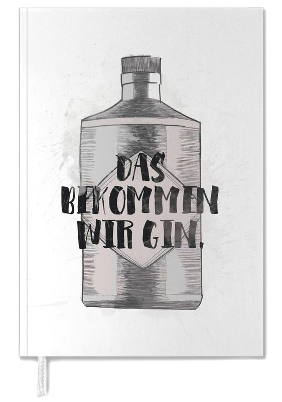Gin Personal Planner