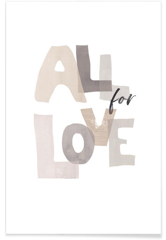 All for Love -Poster