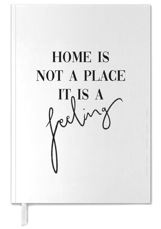 Home Is a Feeling Personal Planner