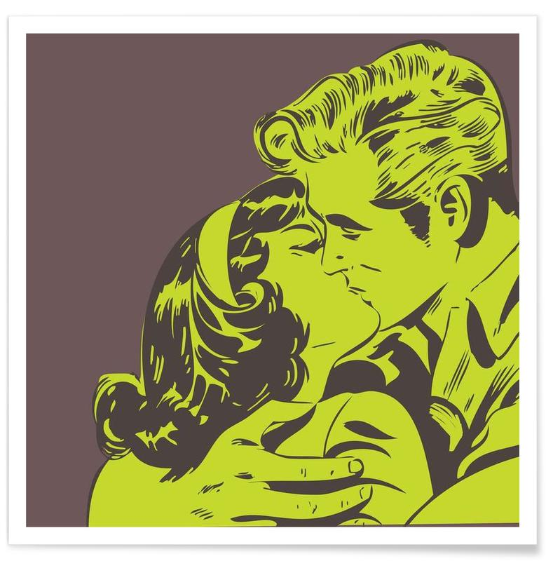 Couples, Rétro, Kiss 2 affiche