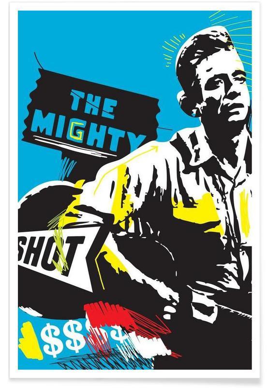 Johnny Cash, Cash affiche