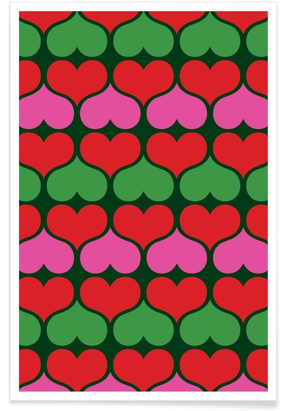 Patronen, Harten, United Hearts poster