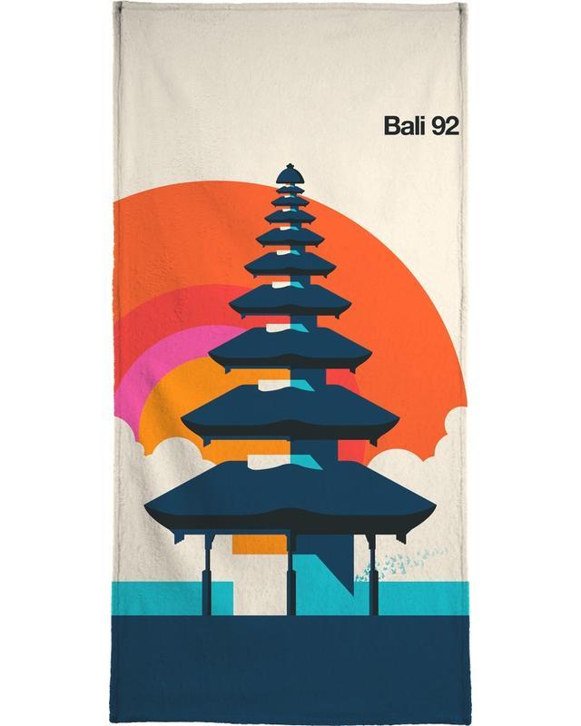 Bali 92 -Handtuch