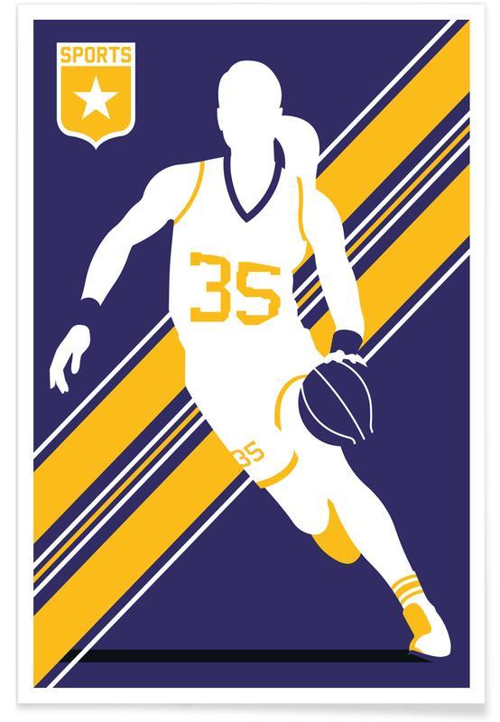 Basket-ball, Basketball 3 affiche