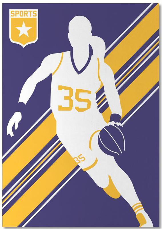 Basketball 3 Notepad