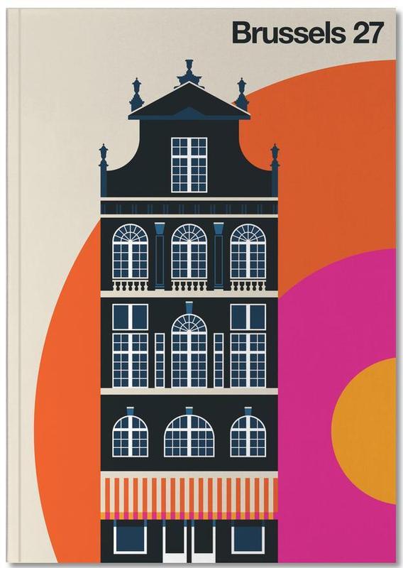 Brussels 27 Notebook