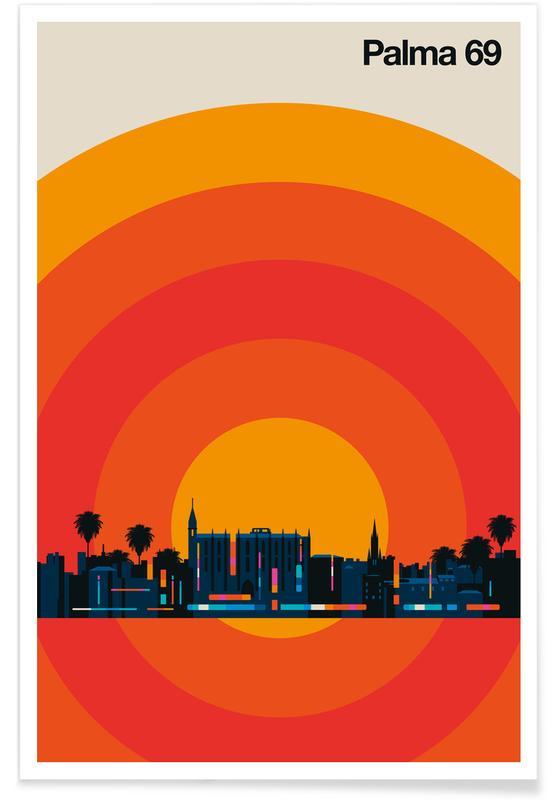 Skylines, Palma 69 Poster