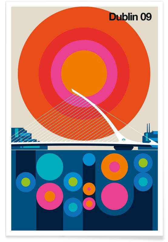 Autos, Dublin 09 -Poster