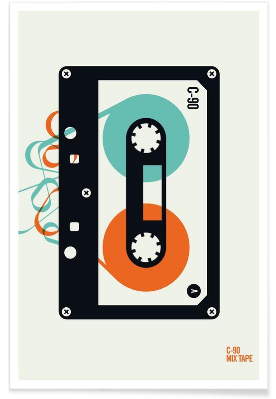 , Mixtape Poster