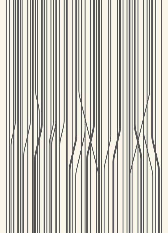 Birch -Leinwandbild