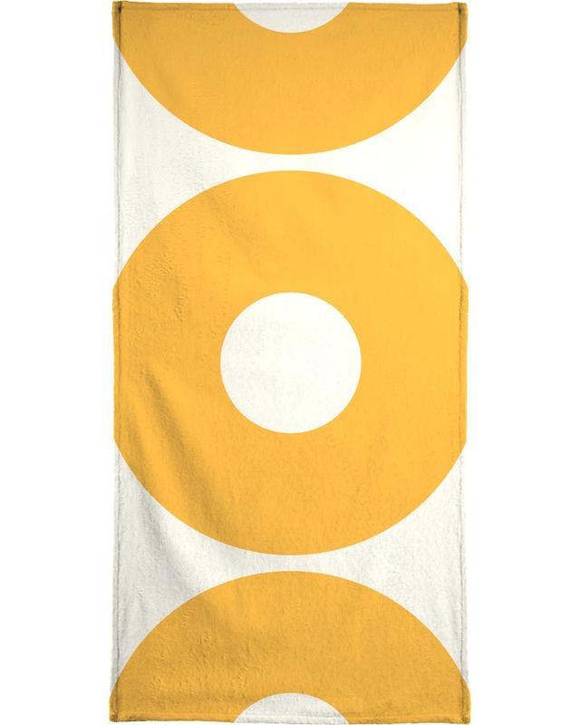 Hot Sun Bath Towel