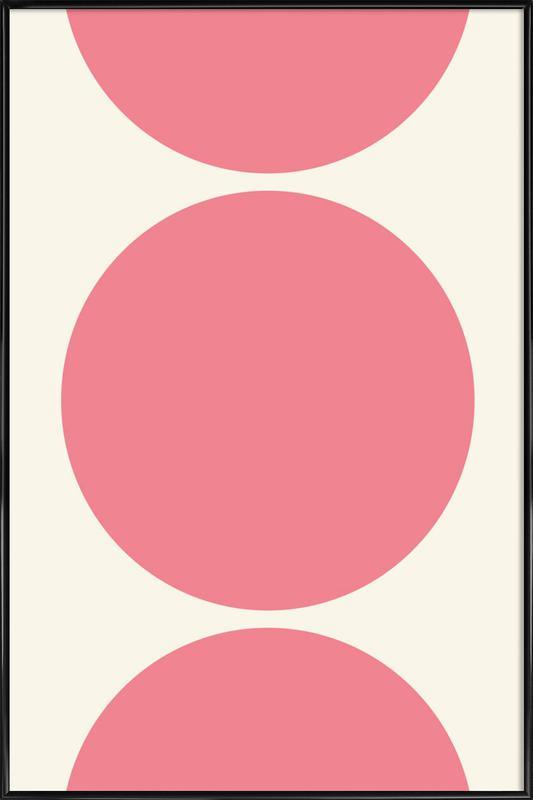 Pink Moon Framed Poster