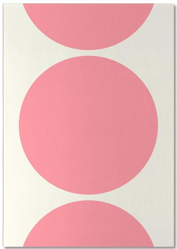 Pink Moon Notepad
