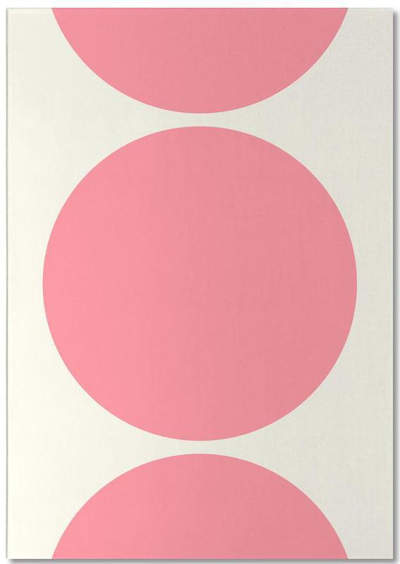 Pink Moon -Notizblock