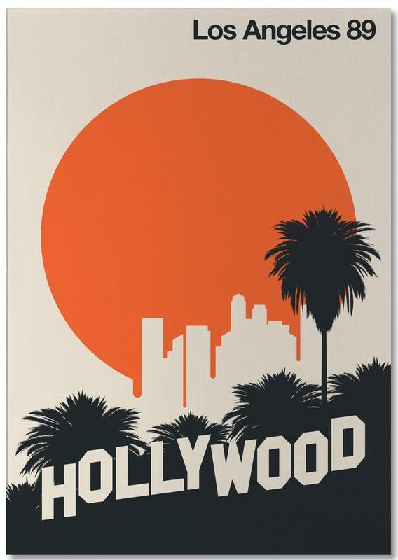 Los Angeles, Voyages, Los Angeles 89 bloc-notes