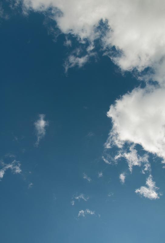 Sky Diving alu dibond