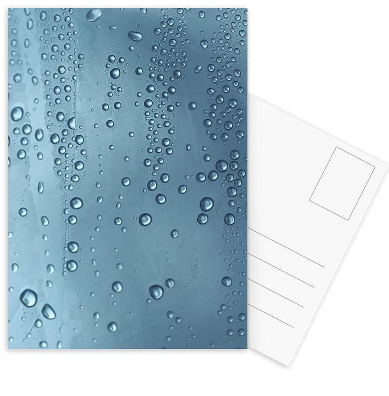 Water Bubbles Postcard Set