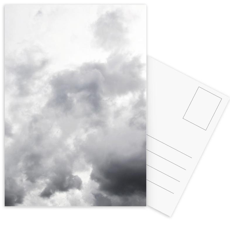 Head In The Clouds Postcard Set
