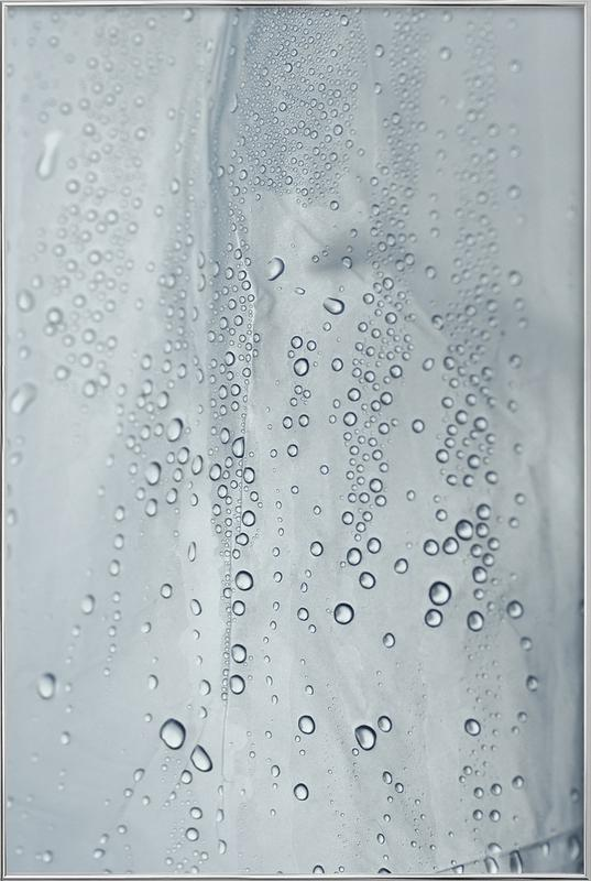 Beauty of Water Poster in Aluminium Frame