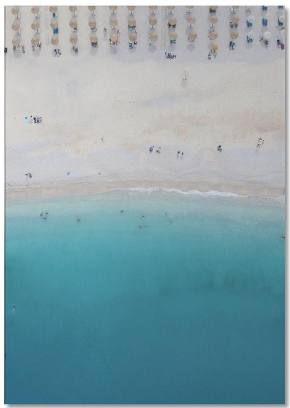 Beachlife. Icecream & Sunshine Notepad