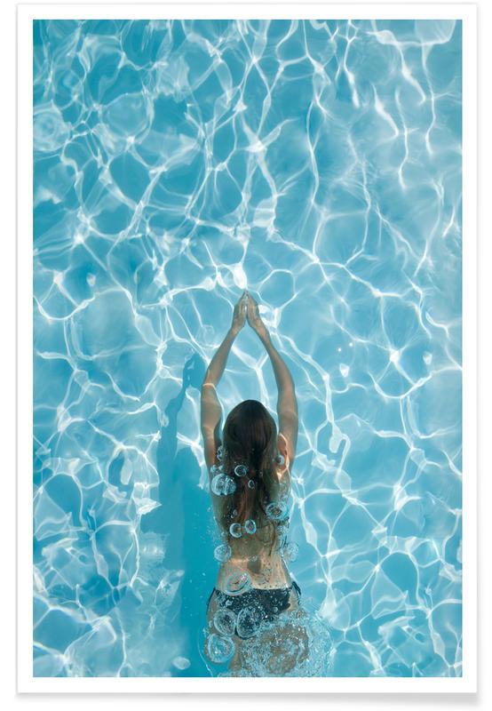 Liquid LOVE Poster