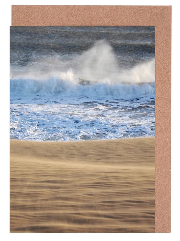 Where Desert Meets Ocean -Grußkarten-Set