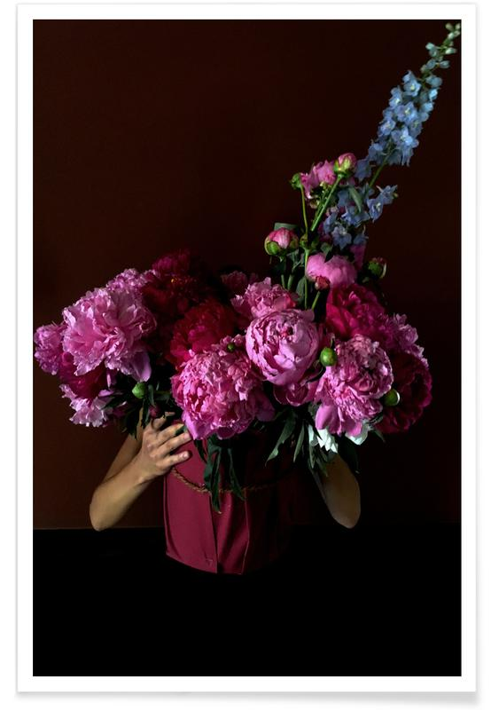 Flowers for Her Poster