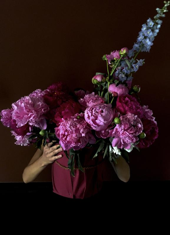 Flowers for Her toile