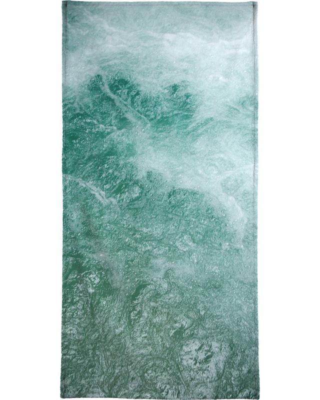 Glacier Water serviette de bain
