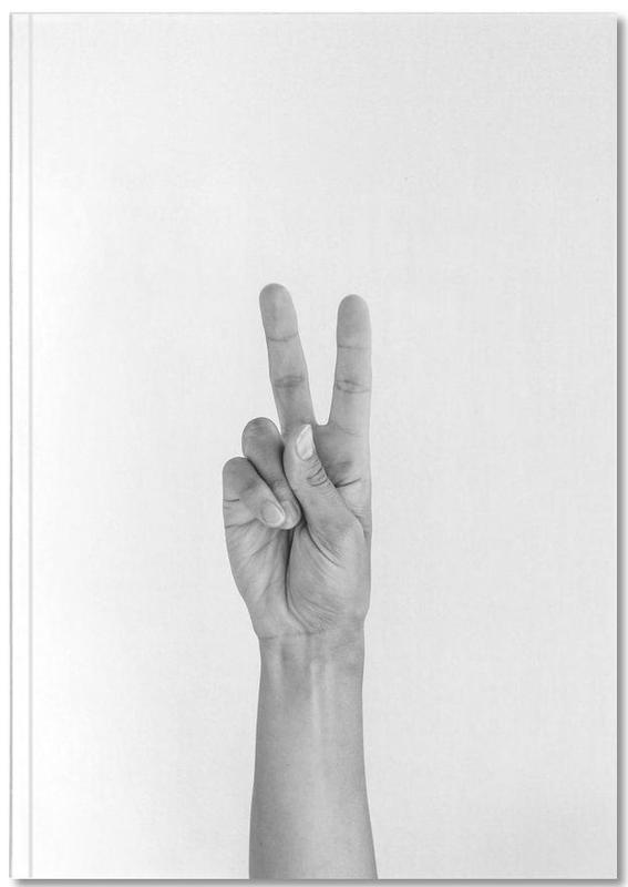 Körperformen, Vegan Peace Notebook