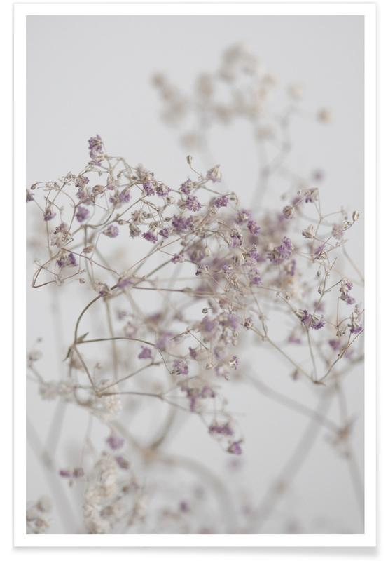 , Blossoms In The Field Poster