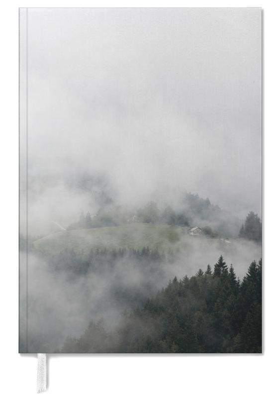 Himmel & Wolken, Wälder, The House in the Mountains -Terminplaner
