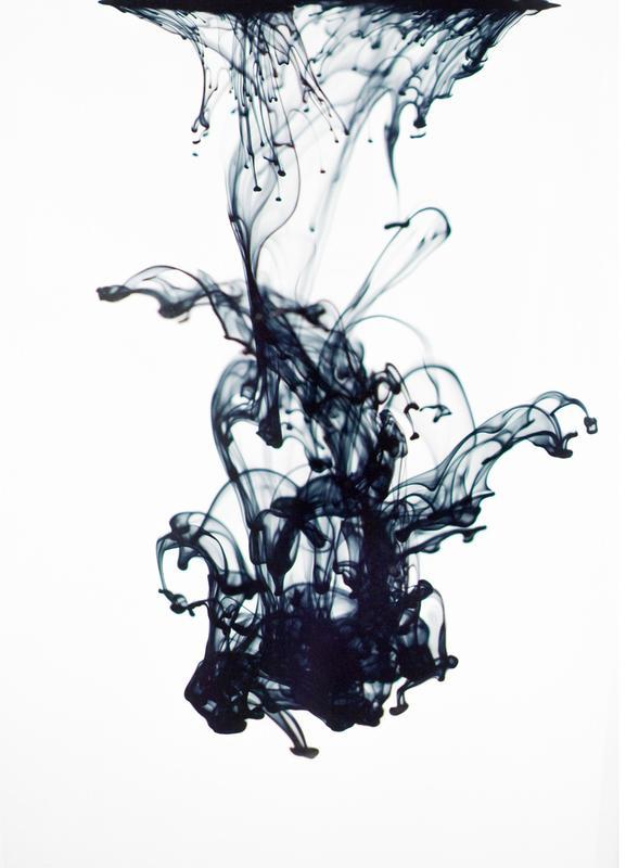Sudden Movement canvas doek