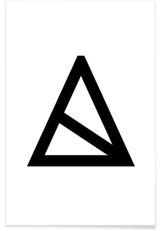 Symbolen, A poster