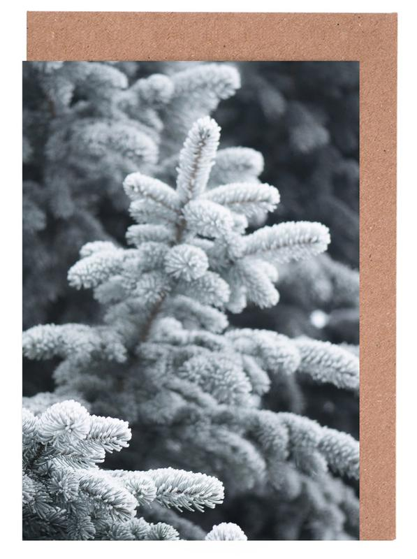 Winter Forest Greeting Card Set